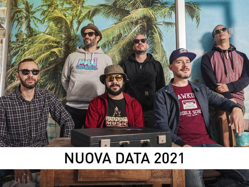 Chinese Man Sherwood Festival Padova 2021 | Biglietti