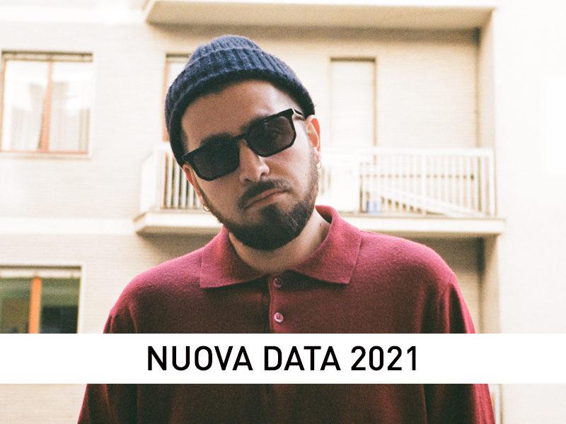 Frah Quintale Sherwood Festival Padova 2021 | Biglietti