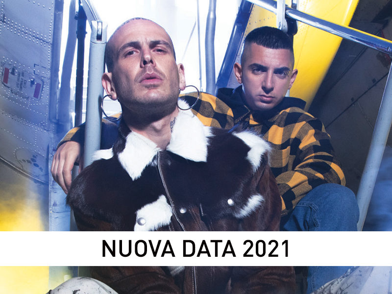 Gemitaiz e Madman Sherwood Festival Padova 2021 | Biglietti